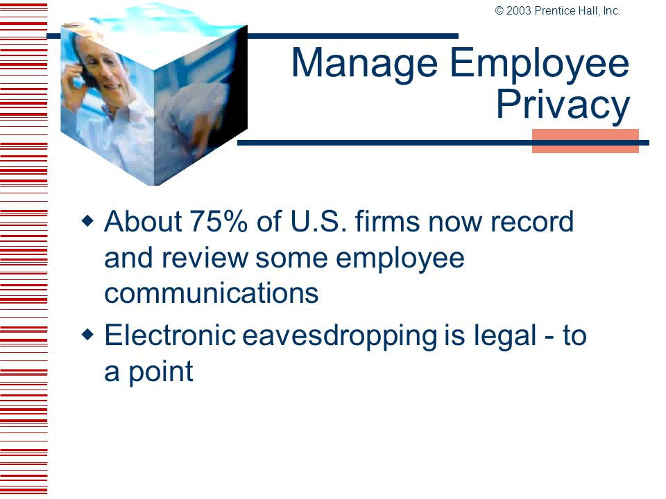 Manage Employee Privacy