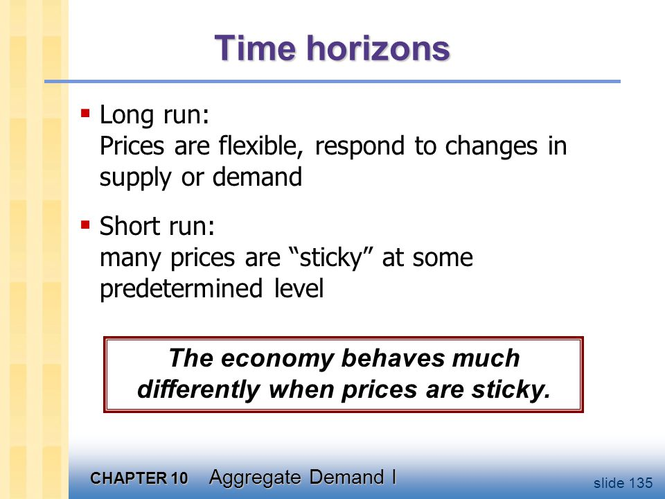In Classical Macroeconomic Theory,