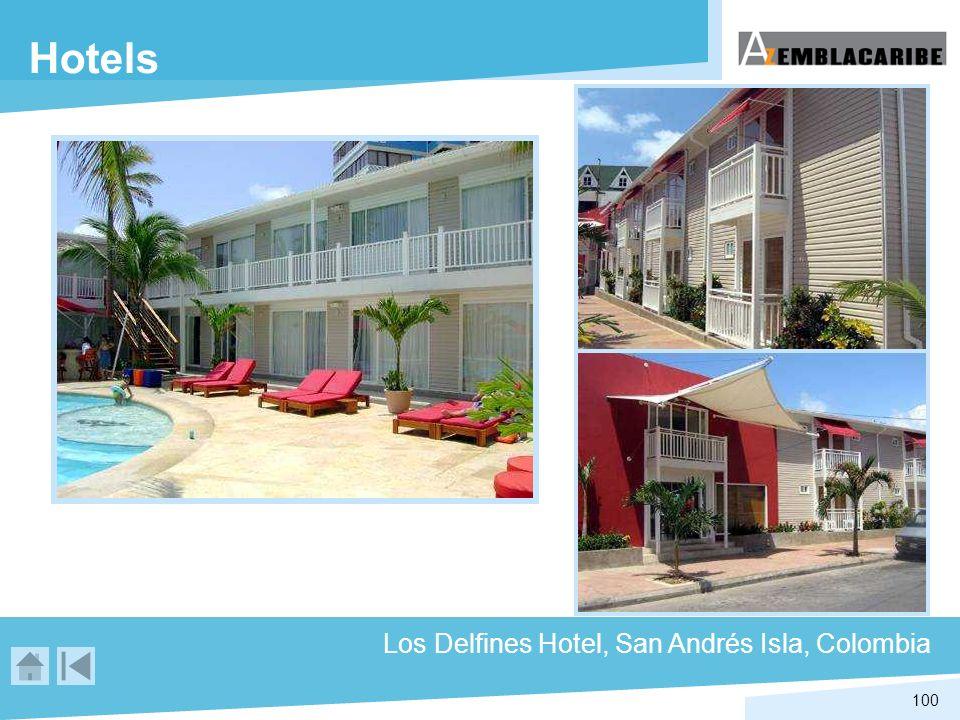 Hotels Los Delfines Hotel, San Andrés Isla, Colombia