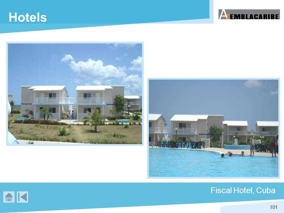 Hotels Fiscal Hotel, Cuba
