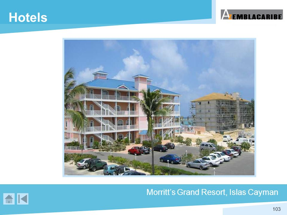 Hotels Morritt's Grand Resort, Islas Cayman
