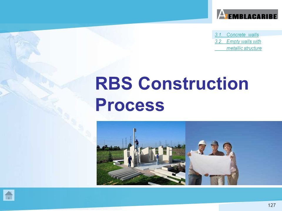 RBS Construction Process