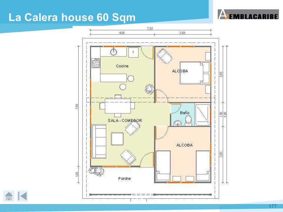 La Calera house 60 Sqm