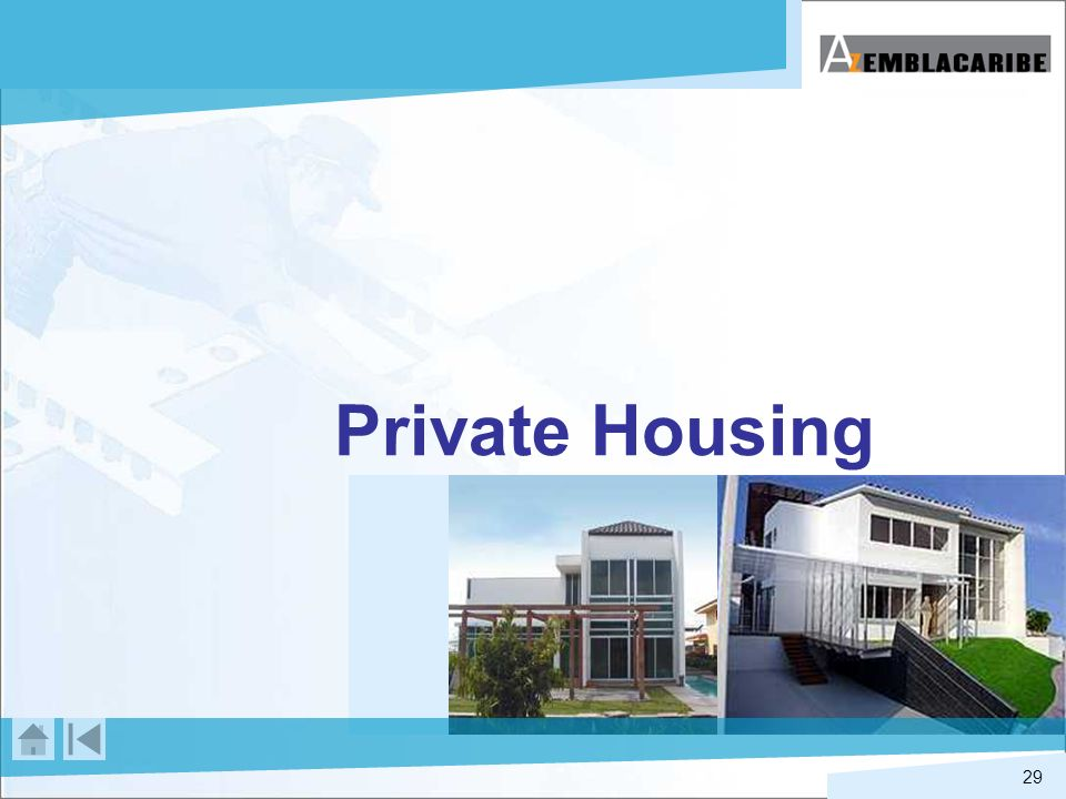 Private Housing