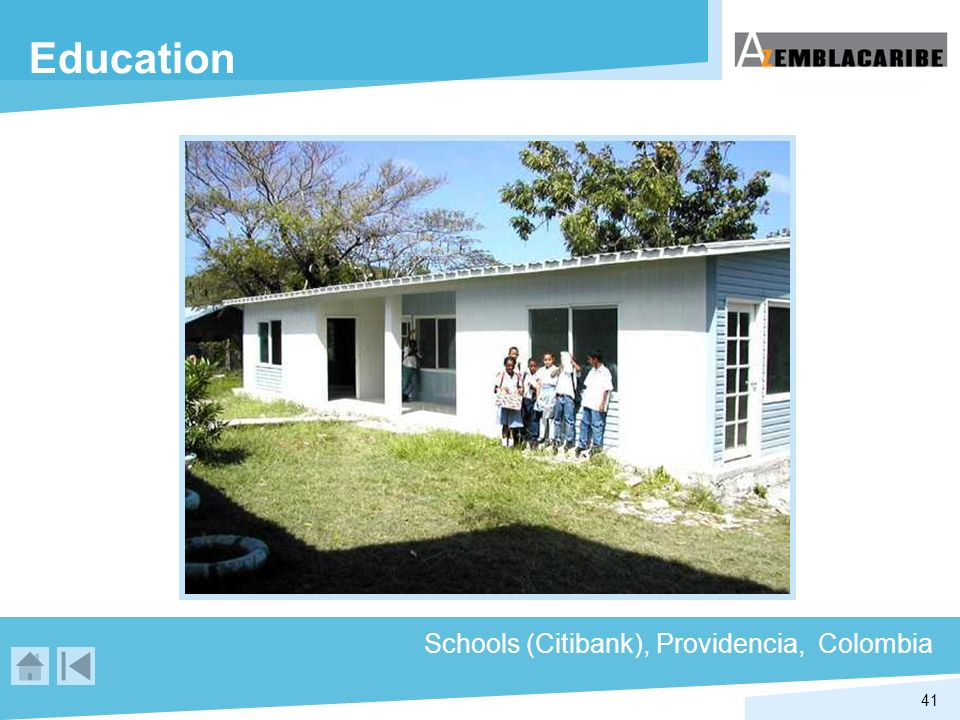 Education Schools (Citibank), Providencia, Colombia