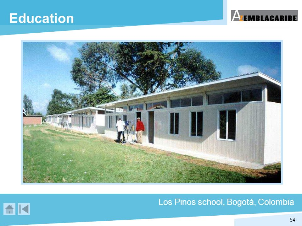 Education Los Pinos school, Bogotá, Colombia