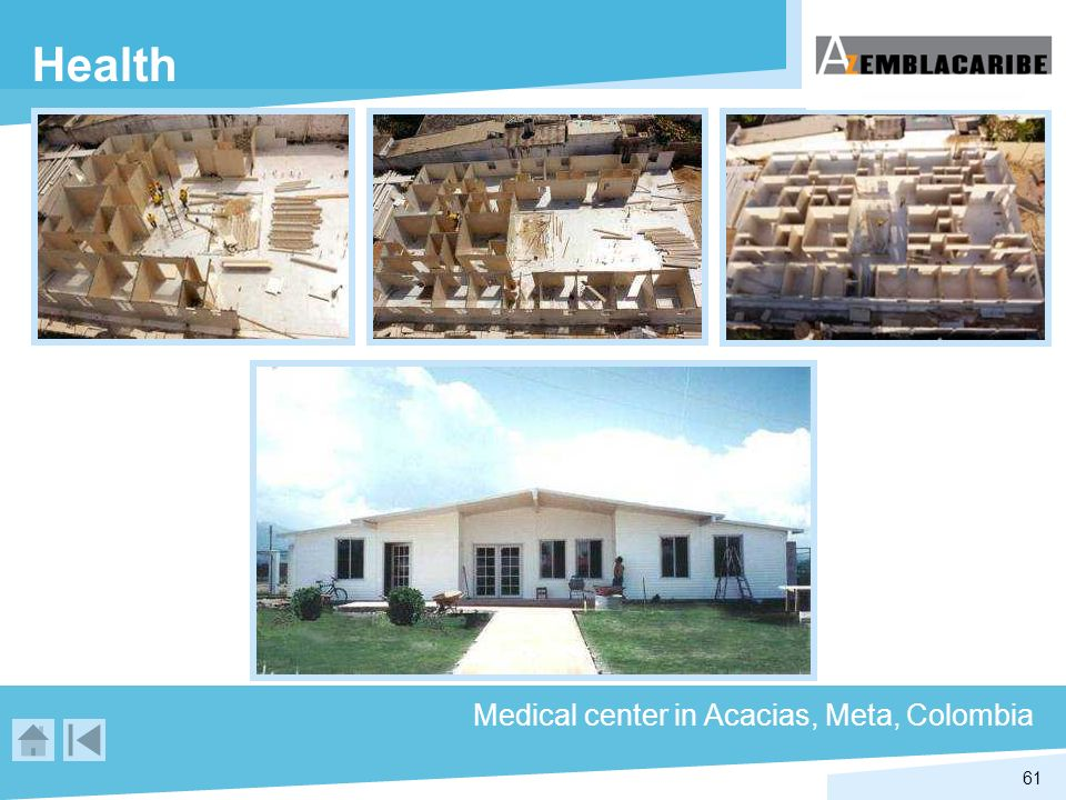 Health Medical center in Acacias, Meta, Colombia