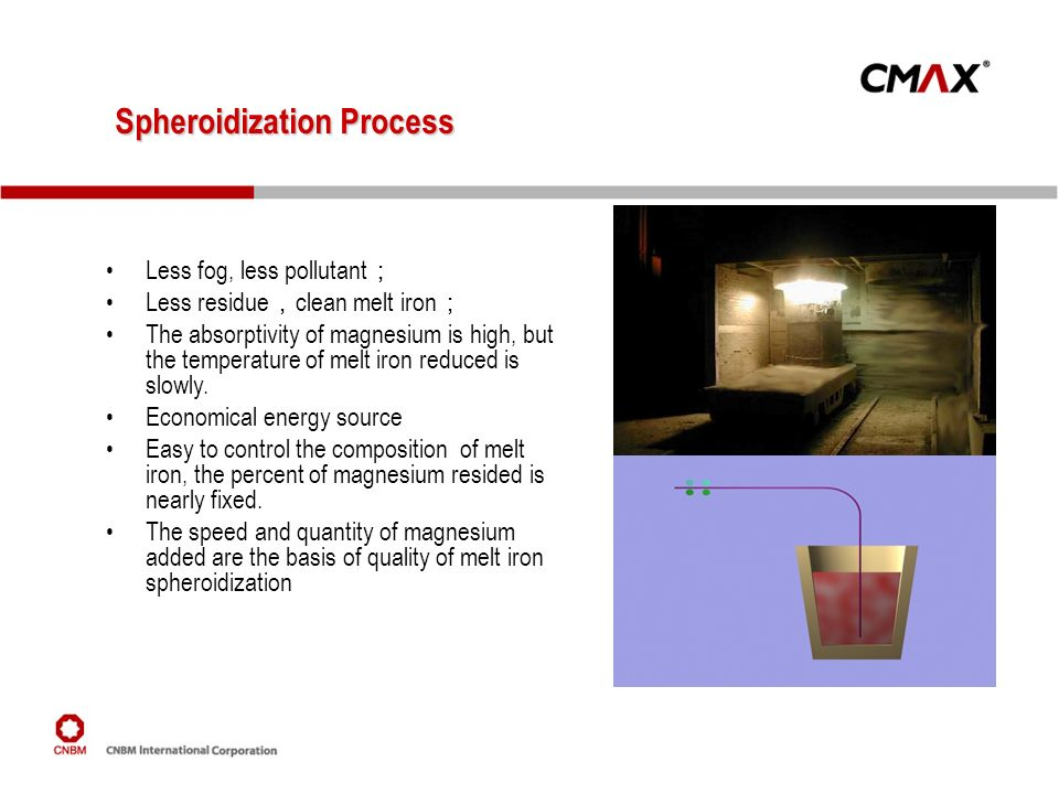 Spheroidization Process