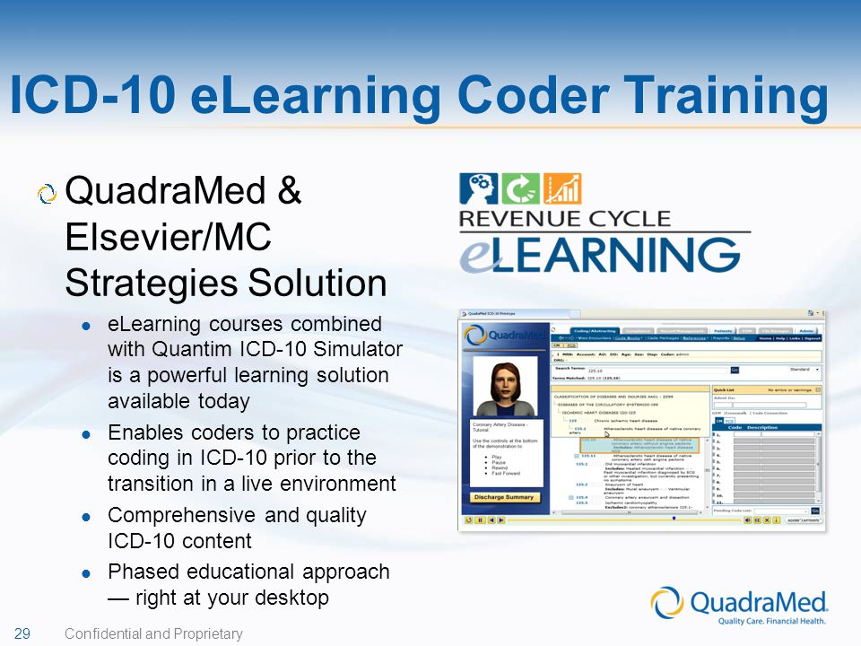 ICD-10 eLearning Coder Training
