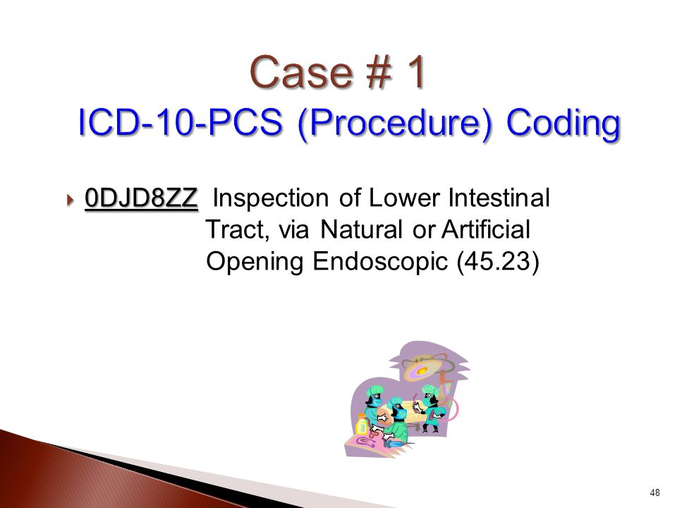 Case # 1 ICD-10-PCS (Procedure) Coding
