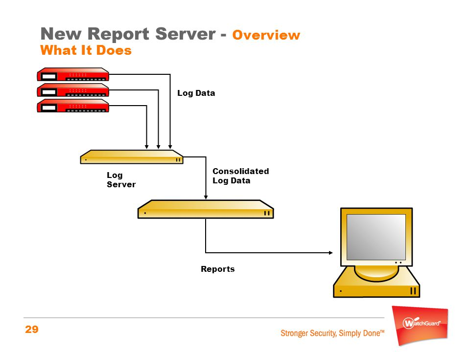 New Report Server - Overview What It Does