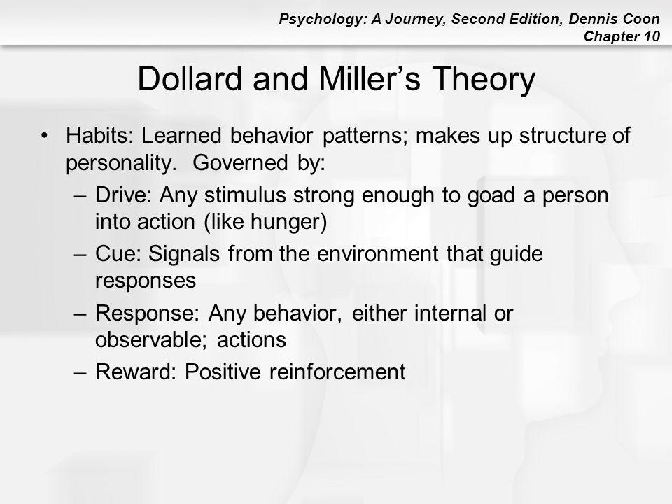 dollard and miller outline