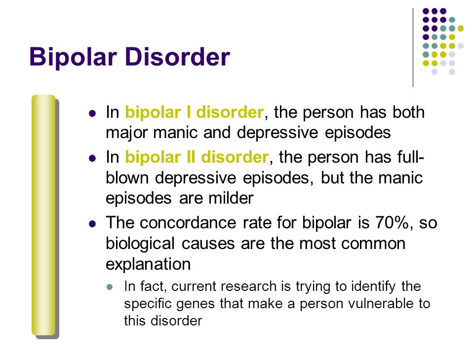 bipolar disorder research articles Myths and realities about bipolar disorder of the center of excellence for research and treatment of bipolar disorder of bipolar disorder: bipolar.