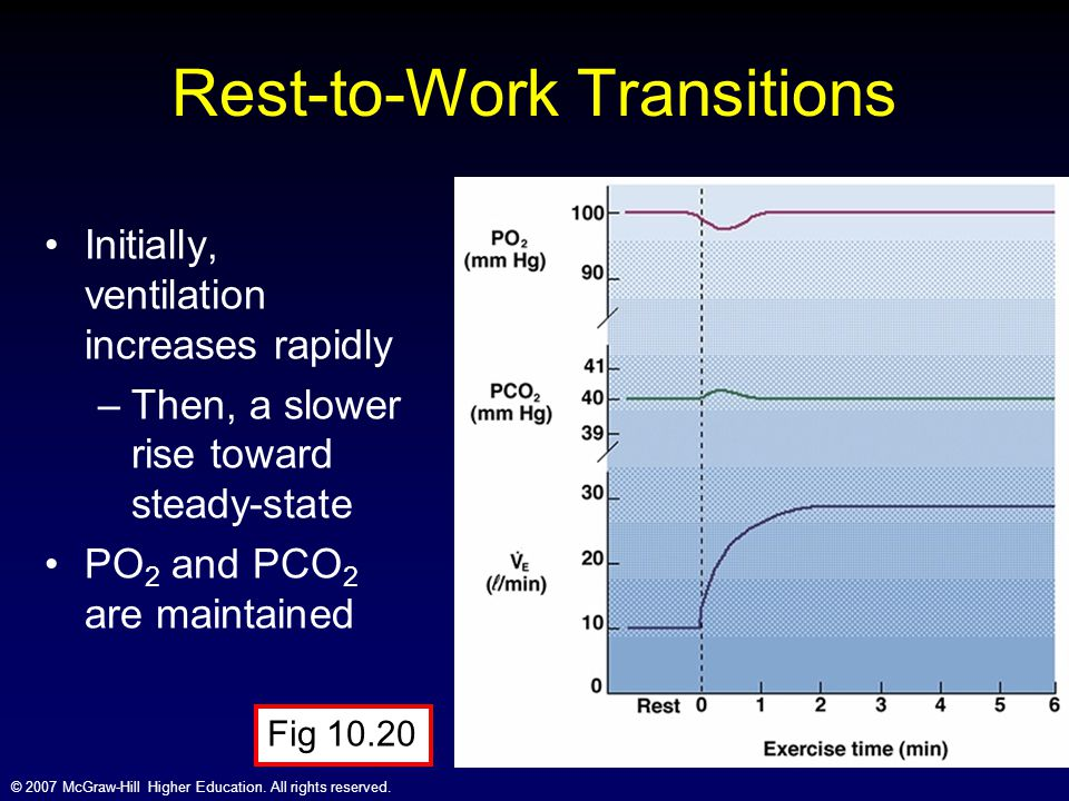 Rest-to-Work Transitions