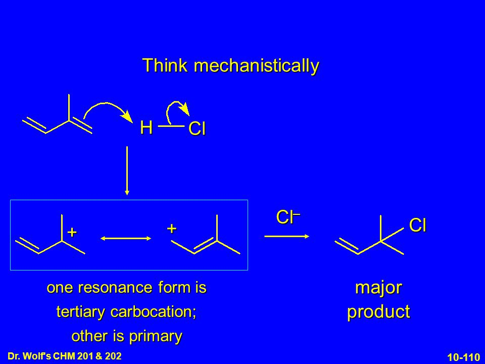 Think mechanistically