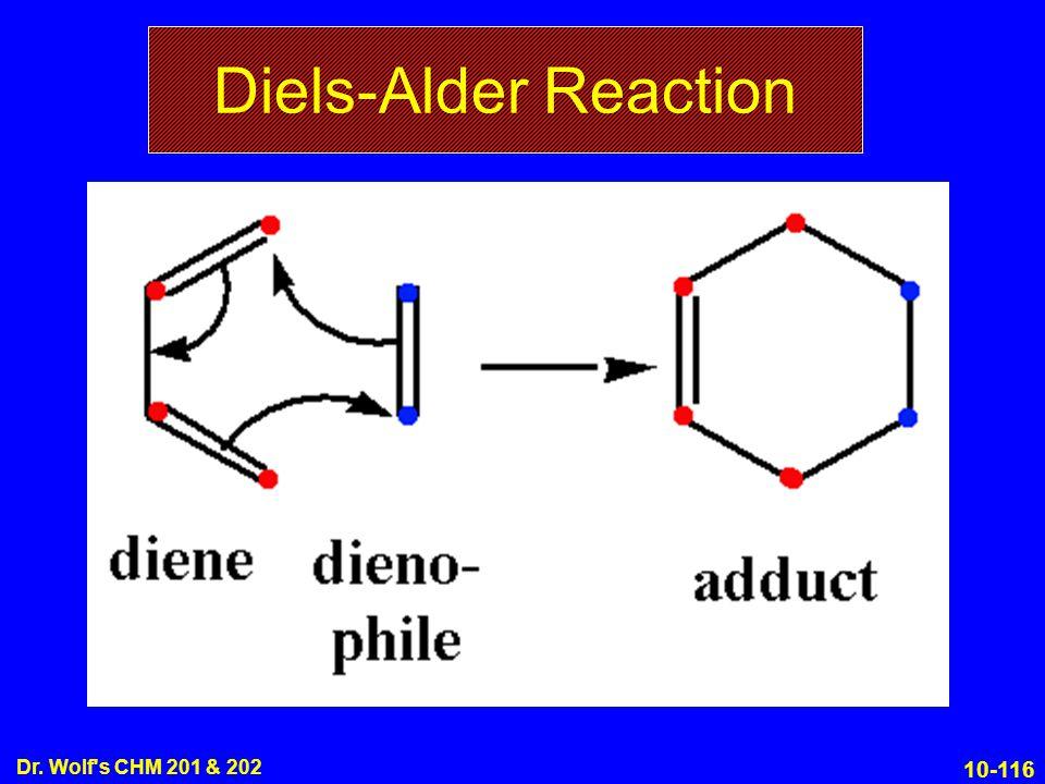 Diels-Alder Reaction Dr. Wolf s CHM 201 & 202