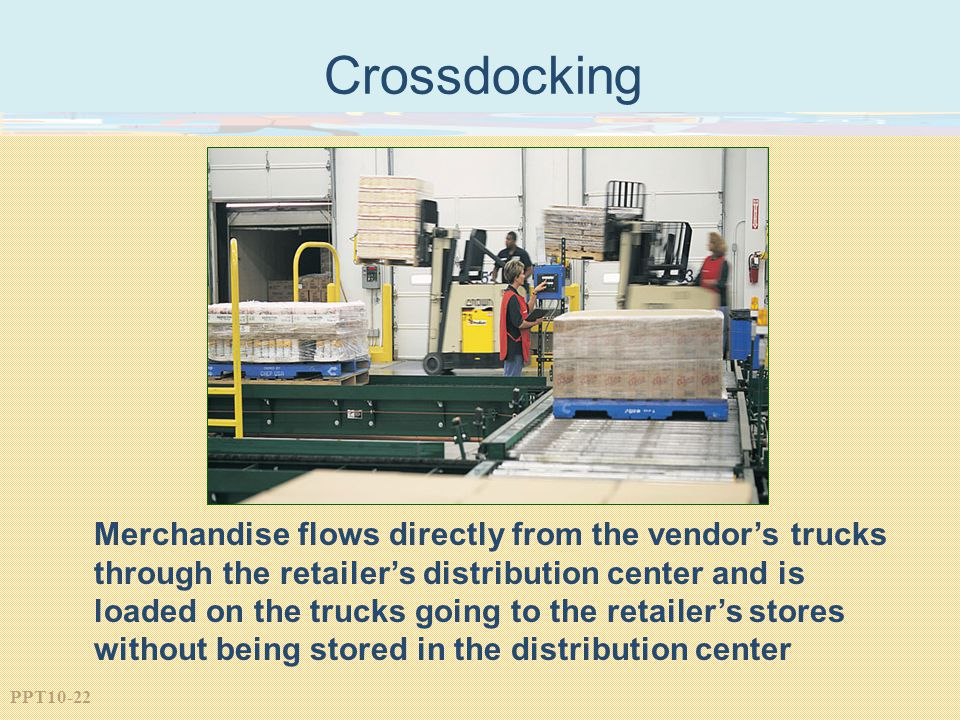 Crossdocking