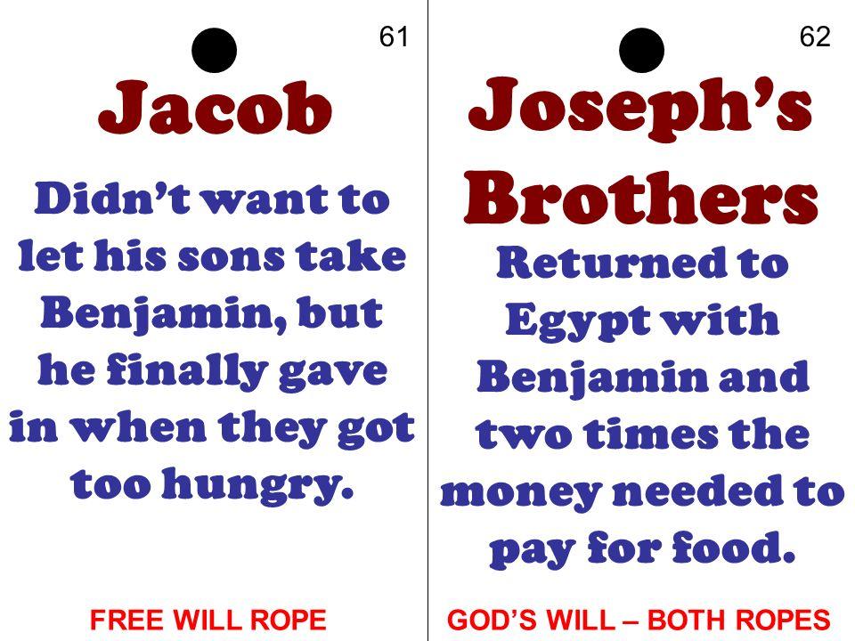 Jacob Joseph's Brothers