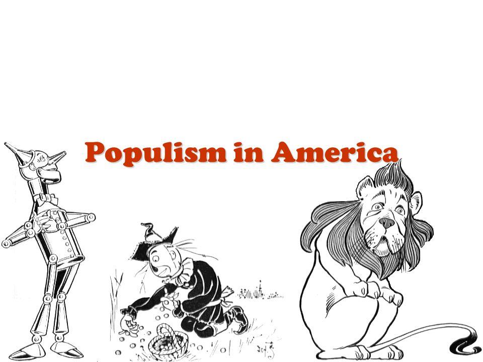 Populism in America