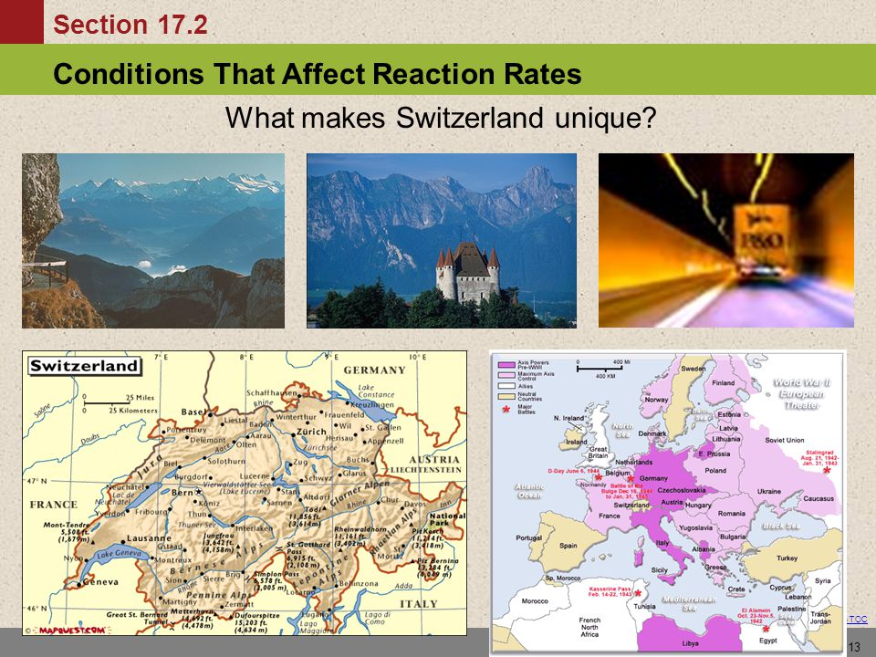 What makes Switzerland unique