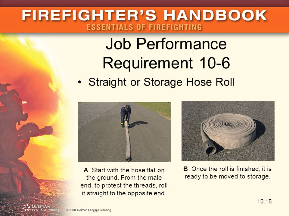 Job Performance Requirement 10-6