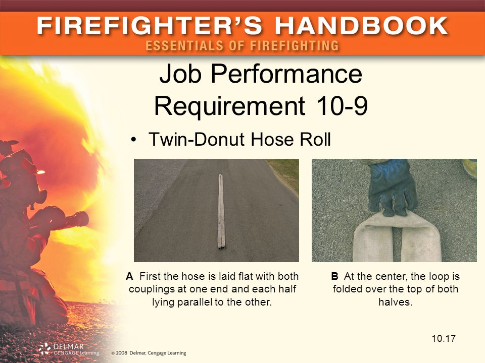 Job Performance Requirement 10-9