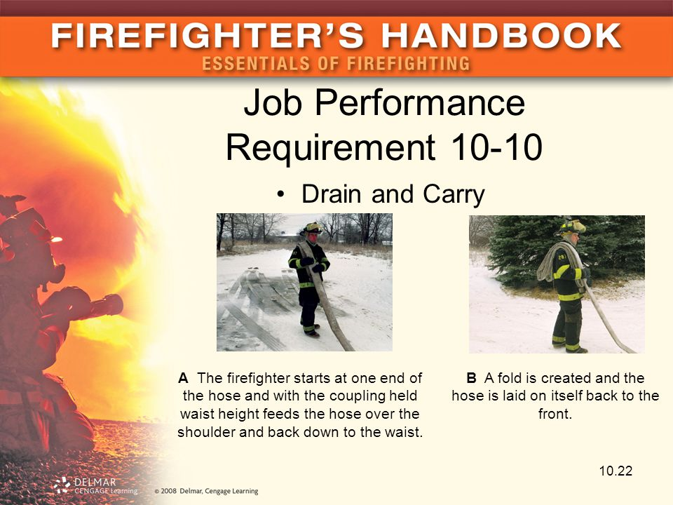 Job Performance Requirement 10-10