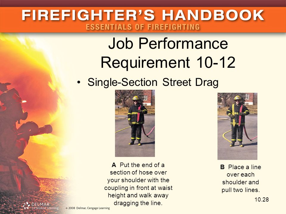 Job Performance Requirement 10-12