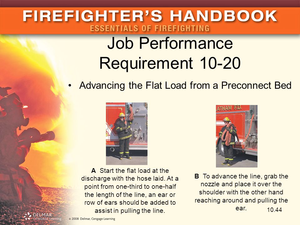 Job Performance Requirement 10-20