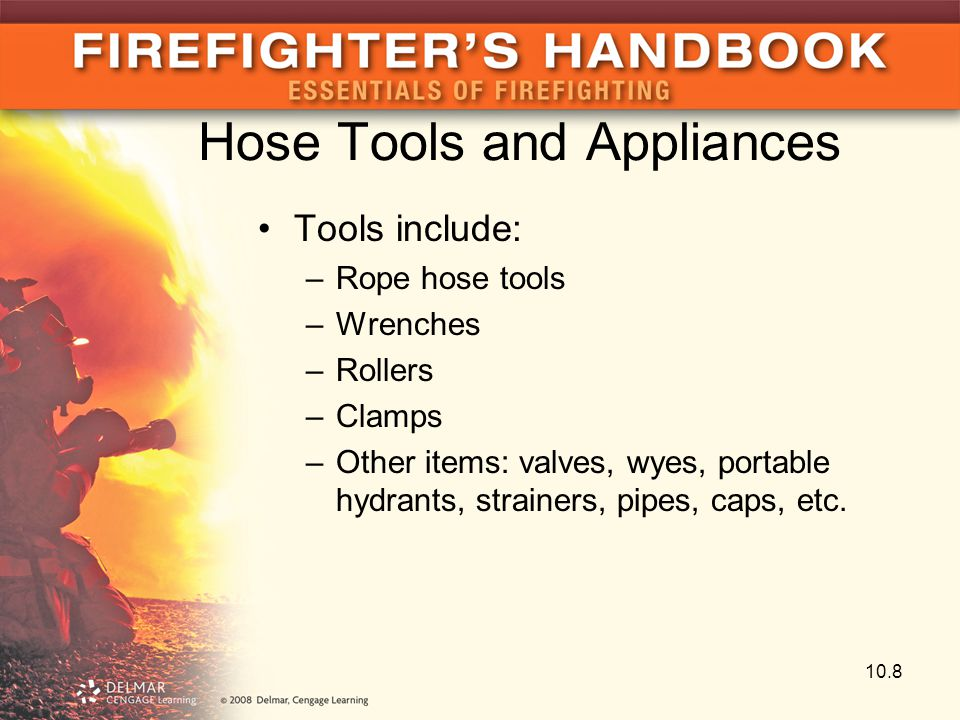 Hose Tools and Appliances