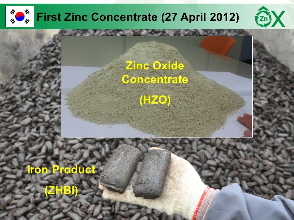 Zinc Oxide Concentrate