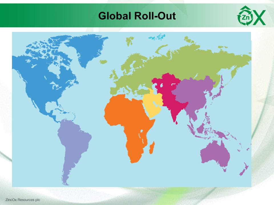 Global Roll-Out 22 22