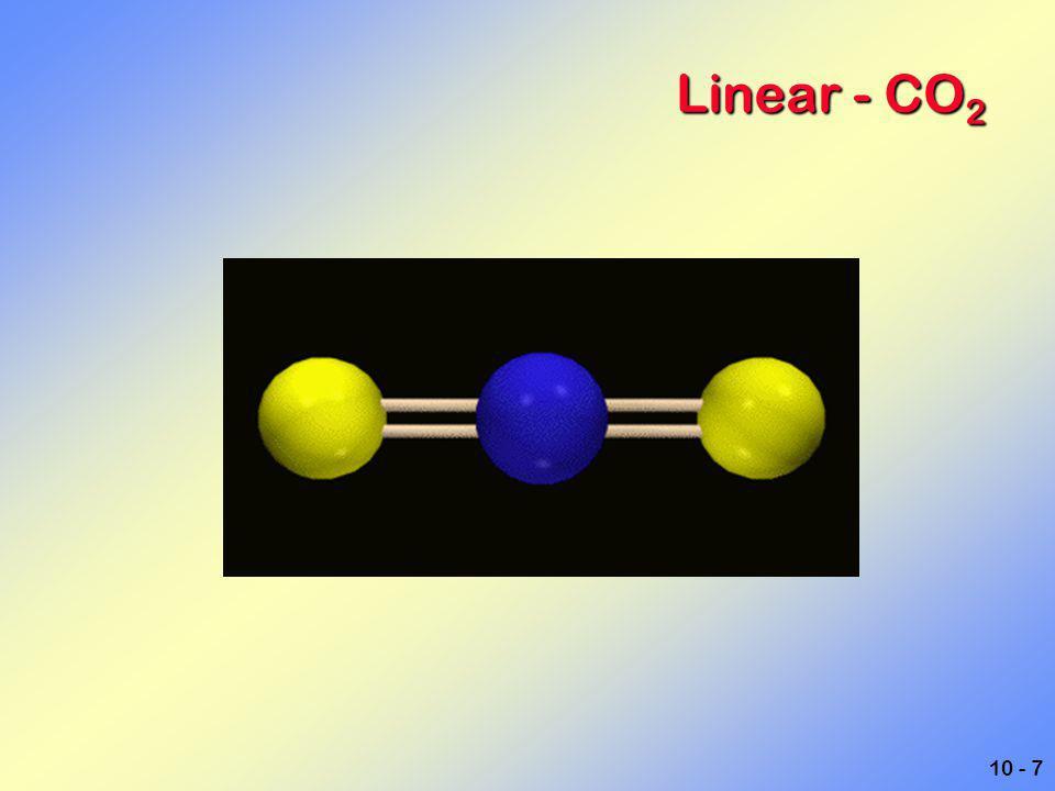 Linear - CO2