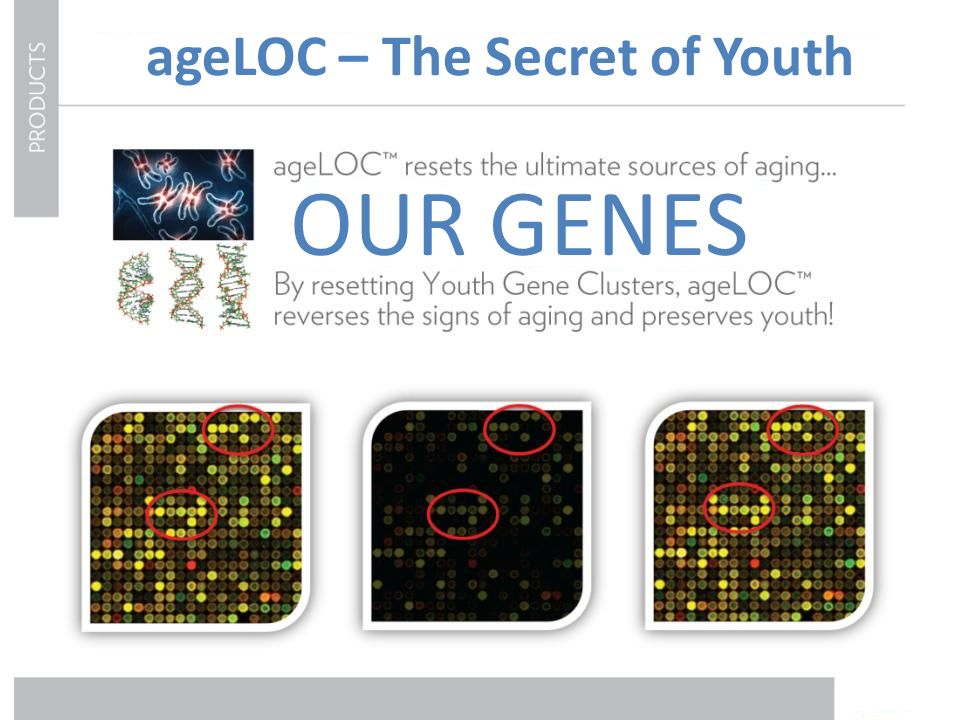 ageLOC – The Secret of Youth