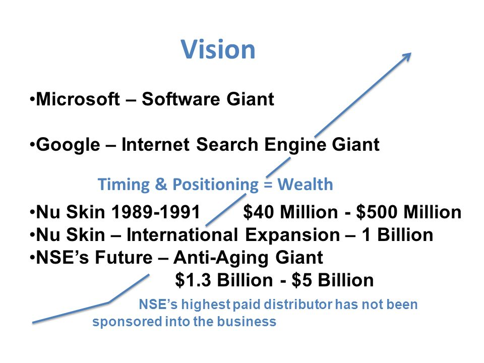 Vision Microsoft – Software Giant