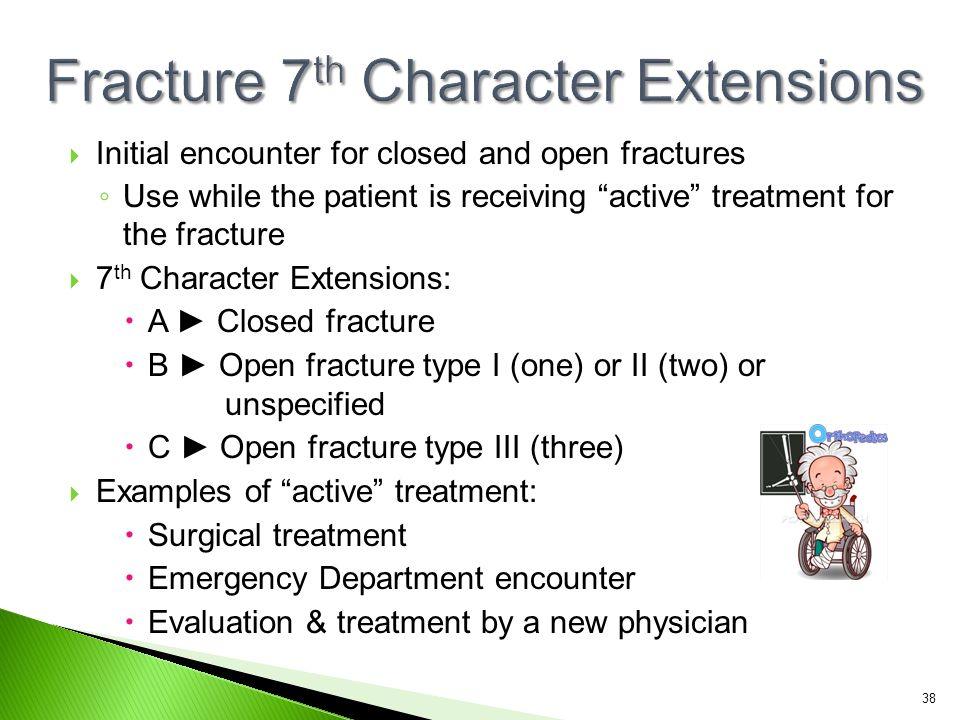 Fracture 7th Character Extensions