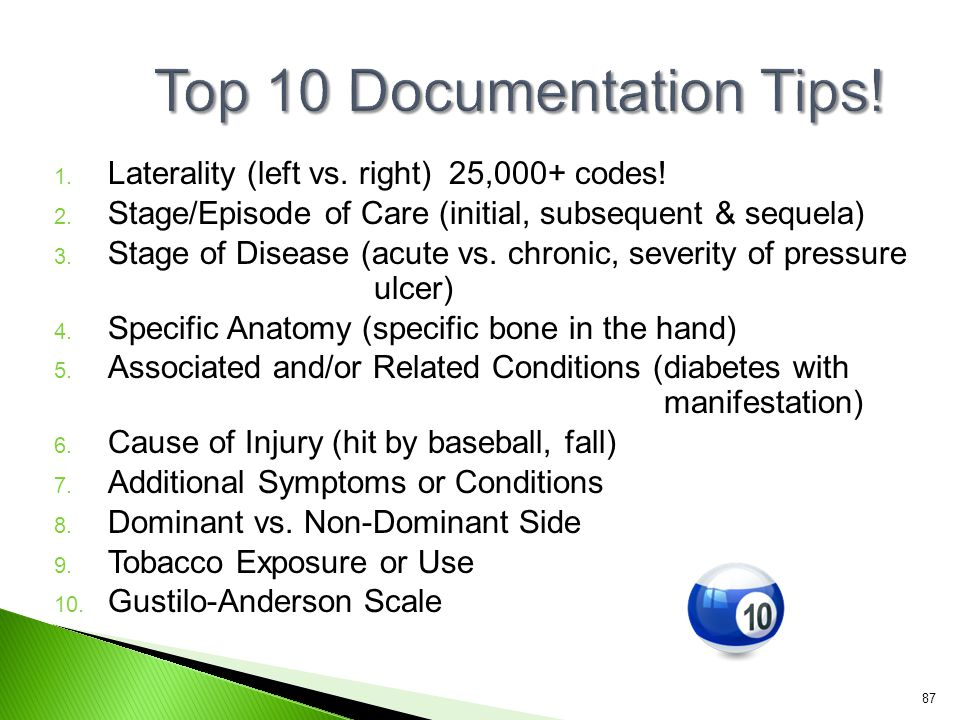 Top 10 Documentation Tips!