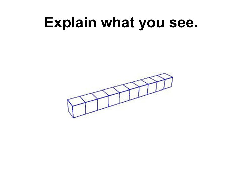 Explain what you see.