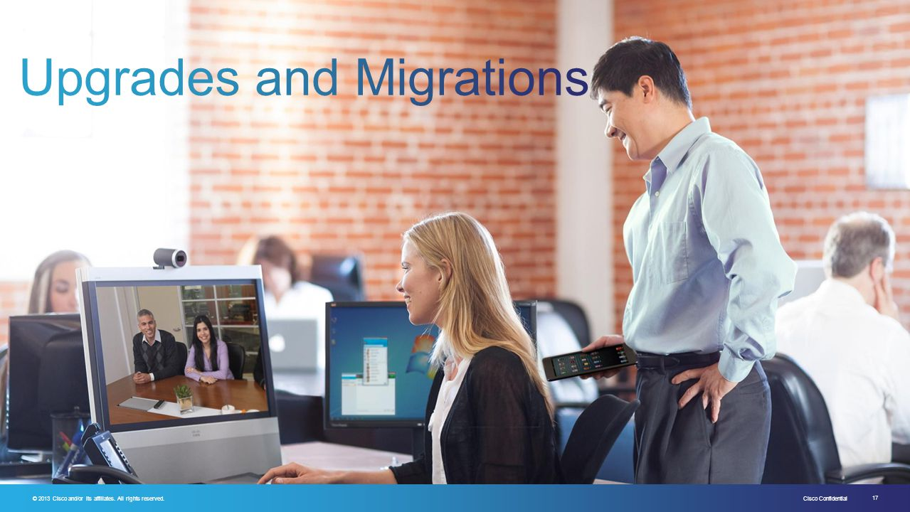 Upgrades and Migrations