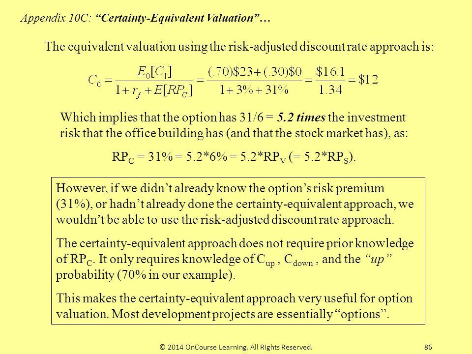 RPC = 31% = 5.2*6% = 5.2*RPV (= 5.2*RPS).