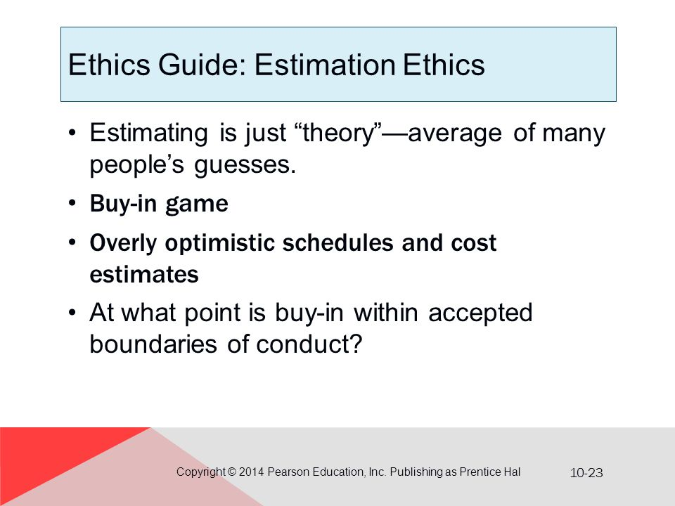how to know what type of ethics to apply