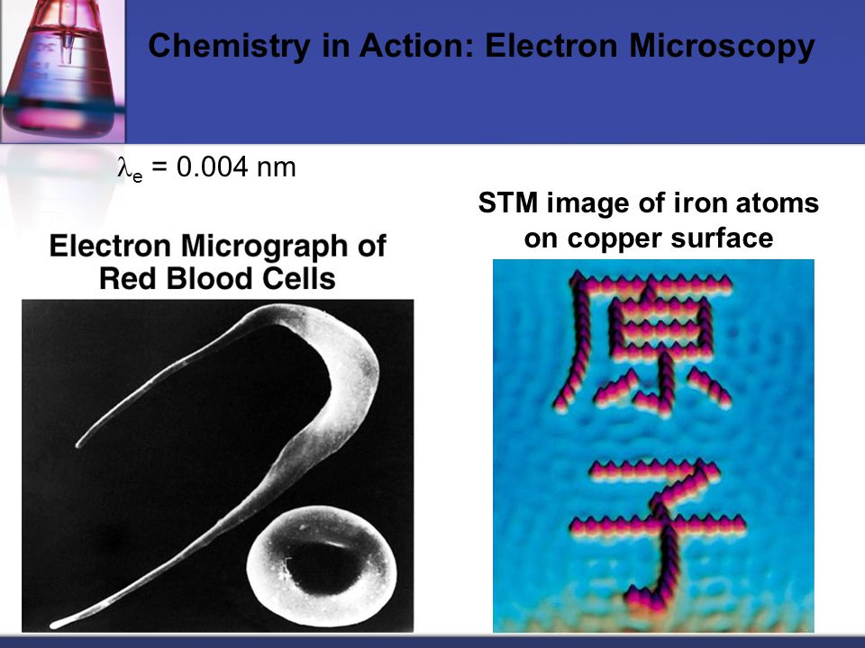Chemistry in Action: Electron Microscopy