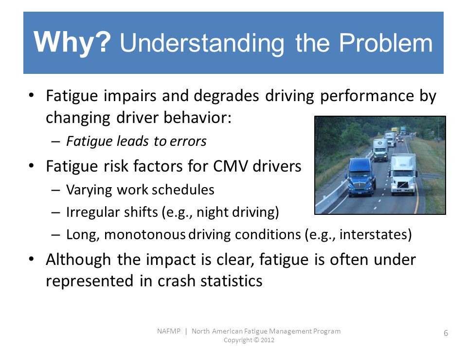 Why Understanding the Problem
