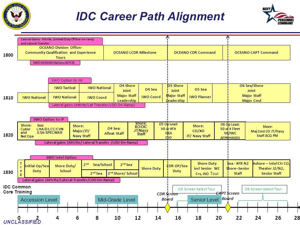 IDC Career Path Alignment