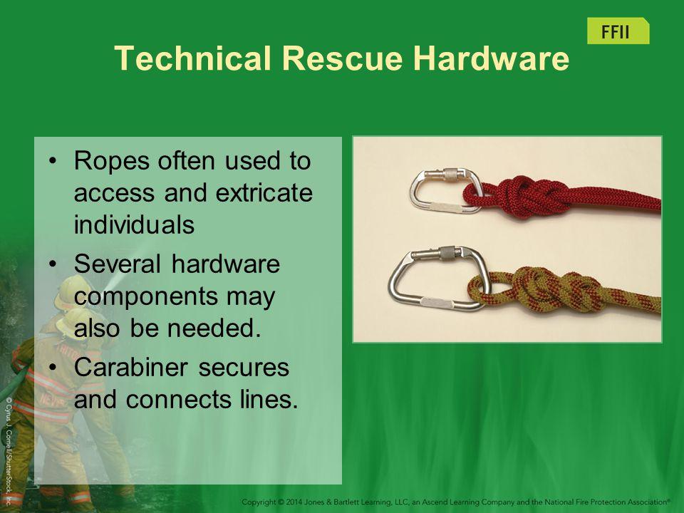 Technical Rescue Hardware