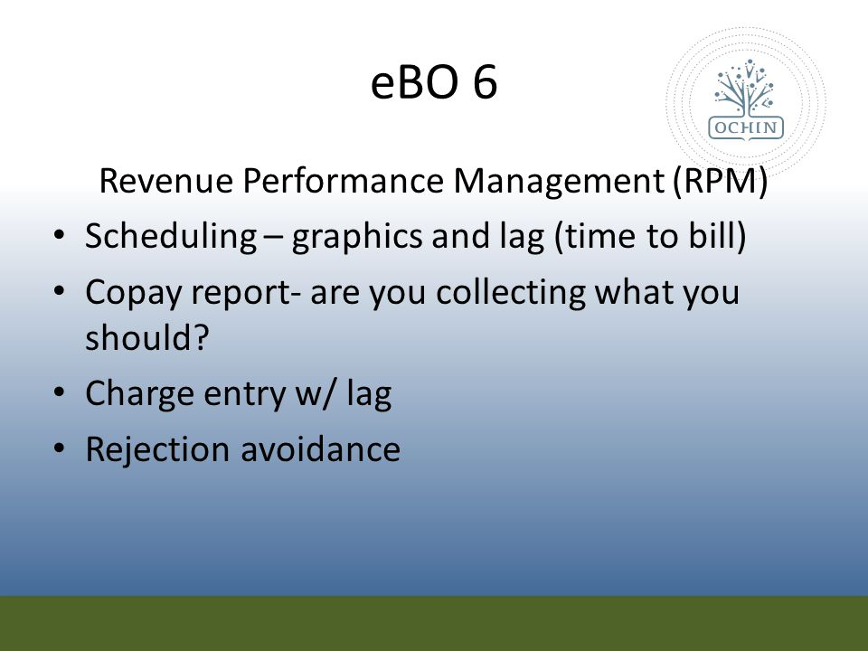 Revenue Performance Management (RPM)