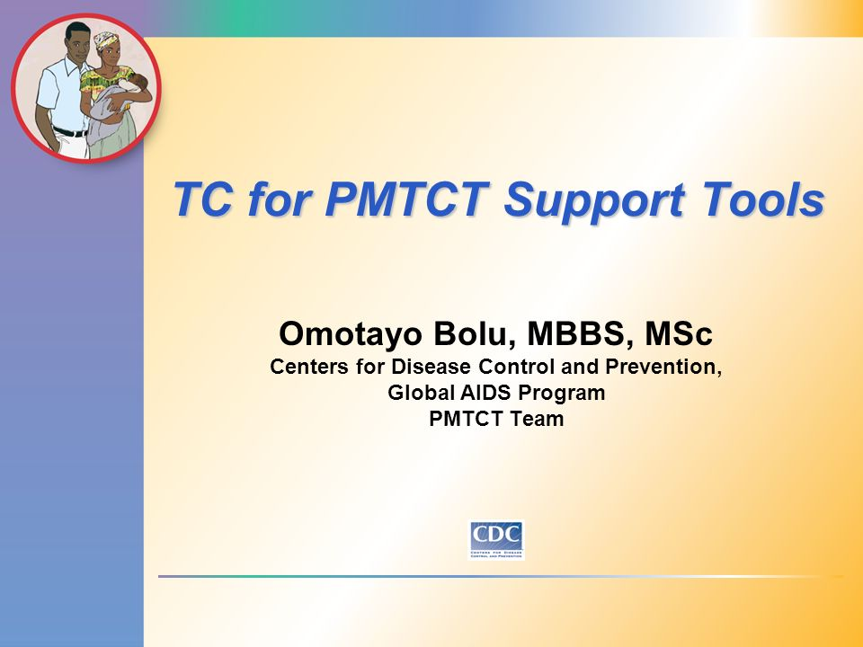 TC for PMTCT Support Tools