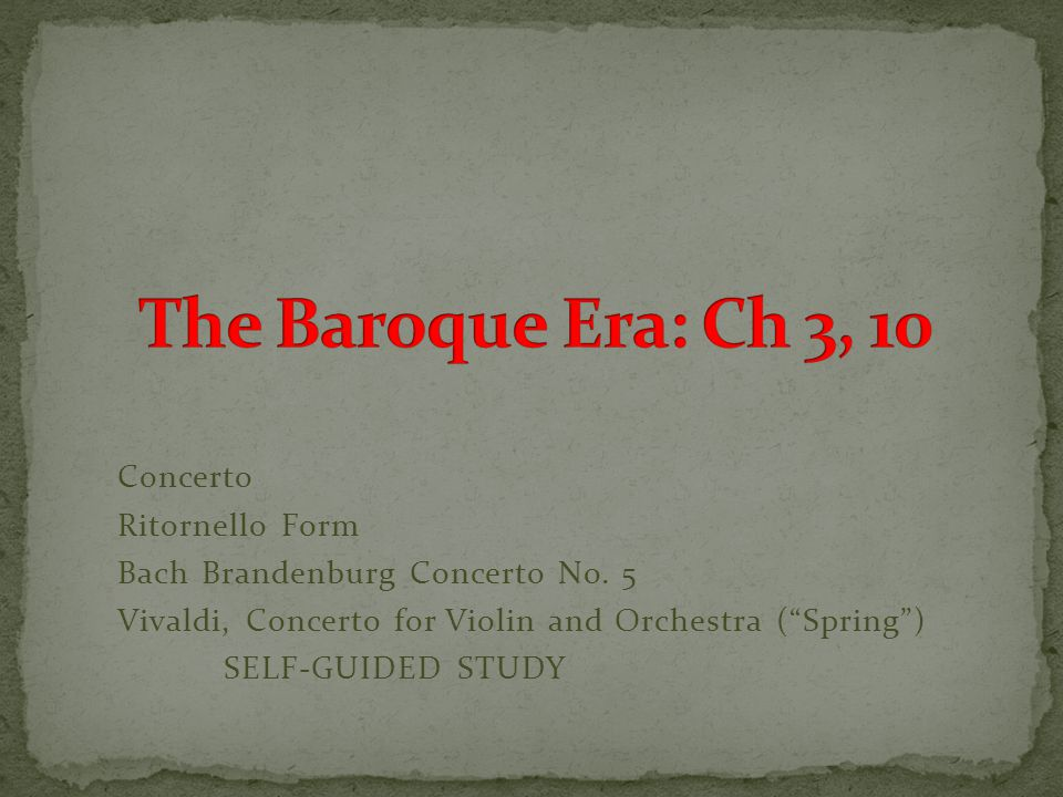 """an analysis of the different eras and the baroque period What is baroque music what is """"baroque,"""" and when was the baroque period derived from the portuguese barroco, or """"oddly shaped pearl,"""" the term """"baroque"""" has been widely used since the nineteenth century to describe the period in western european art music from about 1600 to 1750."""