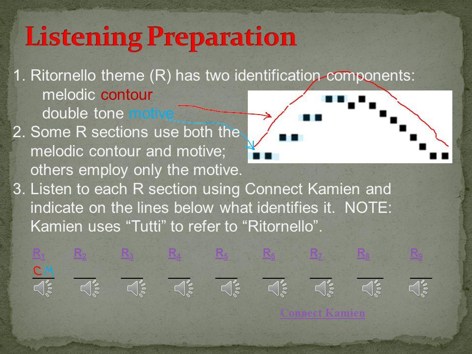 Listening Preparation
