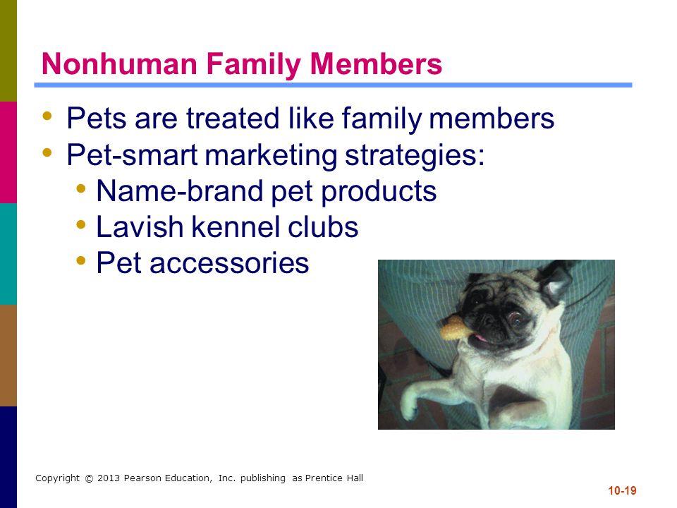 Nonhuman Family Members